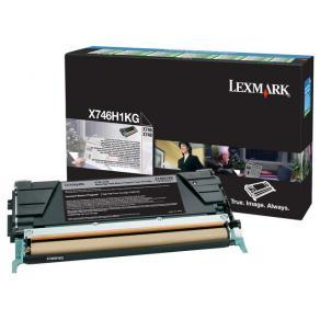 Lexmark - Lång livslängd - svart - original