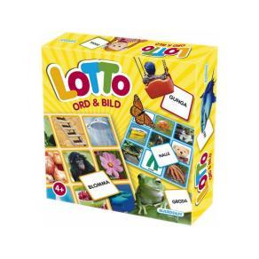 Lotto Ord & Bild