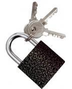 Hänglås 38mm 3 nycklar