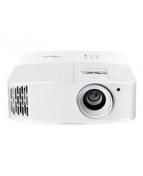 Optoma UHD35 - DLP-projektor - 3D - 3600 lumen - 3840 x 2160