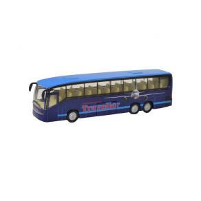 Buss 19 cm pullback ljud och ljus