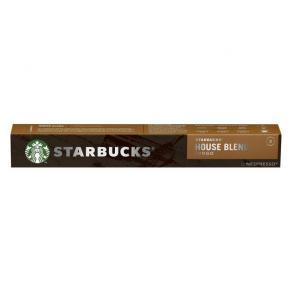 Kaffekapslar STARBUCKS House Blend 10/F