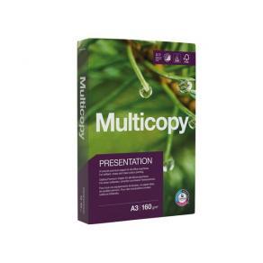 Kopieringspapper MultiCopy Presentation A3, 160g, 250/fp