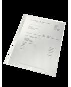 Plastficka LEITZ Recy A4 0,10 prägl25/F