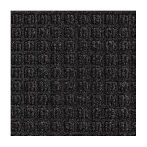 Kombinationsmatta Combi Tile 45x45cm svart, st