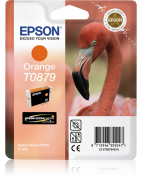 Bläckpatron EPSON C13T08794010 orange