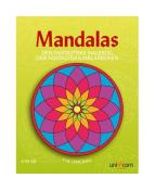 Målarbok Mandalas från 6år