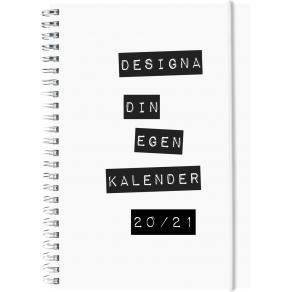 Kalender 2020-21 Study A5 4i1