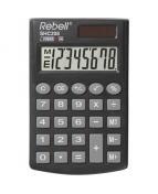 Rebell pocket calculator SHC208