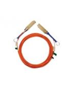 Mellanox LinkX - 25GBase-AOC direktanslutningskabel - SFP28 till