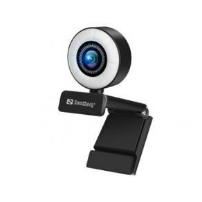 Webbkamera SANDBERG Streamer USB