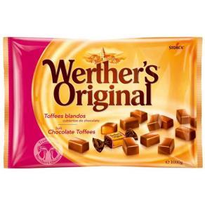 Chokladkola WERTHERS, 1000g