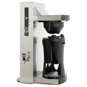 Kaffebryggare & Tevatten Coffee Queen Single Tower 5L