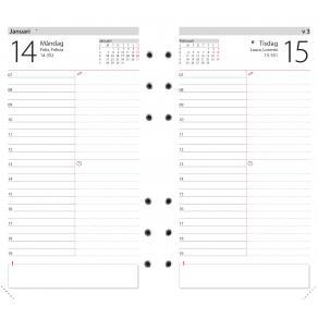 Regent Agenda kalendersats - 4602
