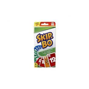 Skip-Bo, från 7 år
