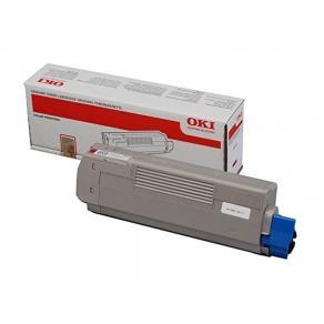OKI - Magenta - original - tonerkassett - för