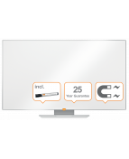 "Whiteboard NOBO Widescreen 55"" Emalj"
