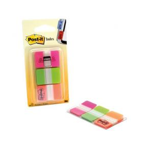 Post-It Index 686 Strong, 25x38mm, 66/fp