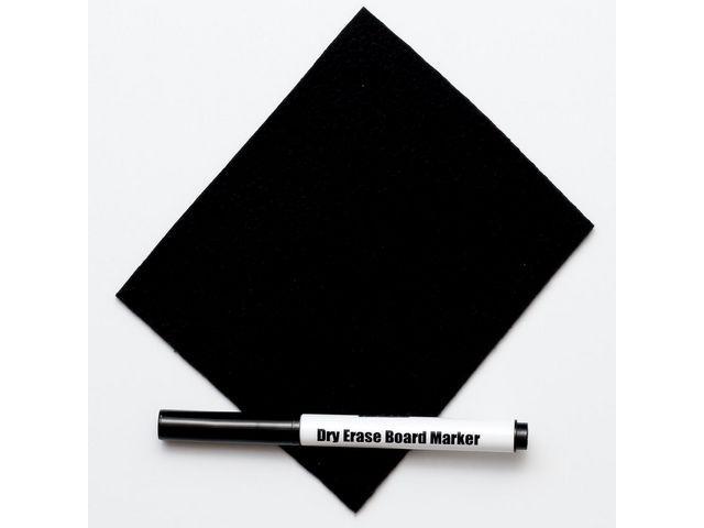 Whiteboardtorkare Minisudd, med penna