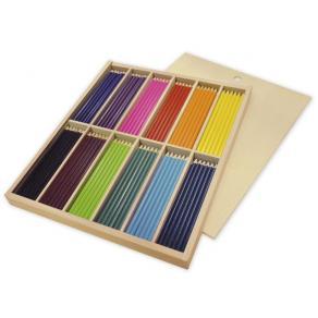 Färgpenna, 15 x 12 färger