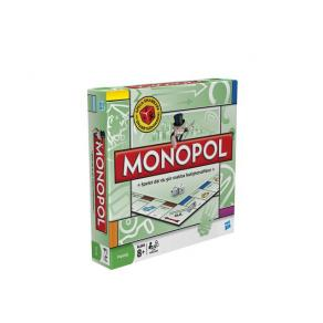 Spel från 8 år - Monopol från 8år