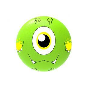 Boll Skolgård Monster grön naturgummi