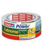 Vävtejp TESA Extreme Transparent/Vit, 48mm x 20m