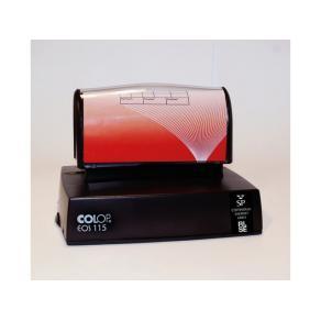 Konteringsstämpel COLOP EOS UG4, 78x50mm