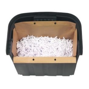 Rexel Recyclable  Shredder Waste sacks Mercury 30L (20-pack)