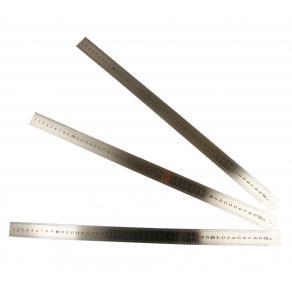 Linjal metall 50cm