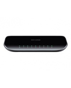 TP-Link TL-SG1008D 8-Port Gigabit Desktop Switch - Switch - 8 x