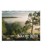 Väggkalender Vår vackra skog - 1735