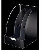 Tidskriftsamlare LEITZ Plus Jumbo Svart, 213x250x321mm