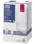 Dispenser Tork M2          vit