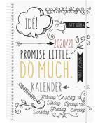 Kalender 20-21 Doodle
