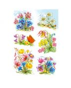 Herma stickers Decor blommor (3)