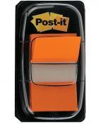 Index POST-IT 25x43mm orange