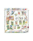 Väggkalender Hela året runt - 1760