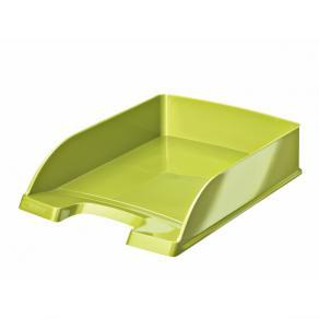 Brevkorg Leitz WOW Plus Grön, 255x357x70mm