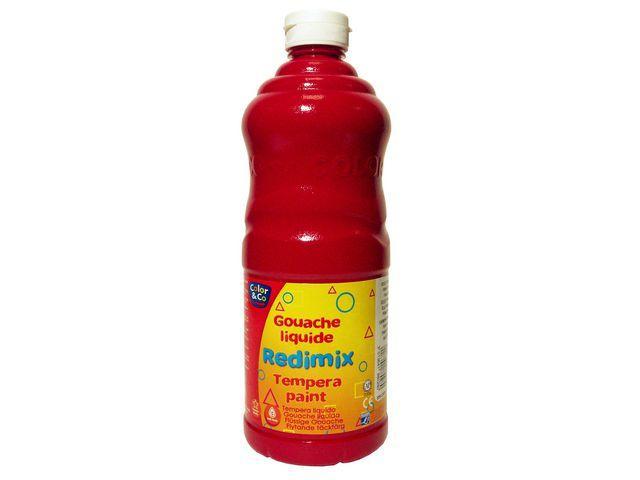 Redimix Mörkröd-Primärröd, 1000ml