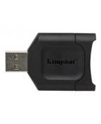 Kingston MobileLite Plus - Kortläsare (SD, SDHC, SDXC, SDHC