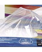 Avfallssäckar Dokumentförstörare REXEL Plast, 142L, 100/rl
