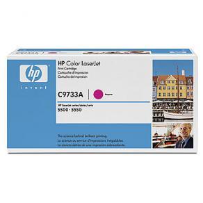 Toner HP C9733A 645A Magenta