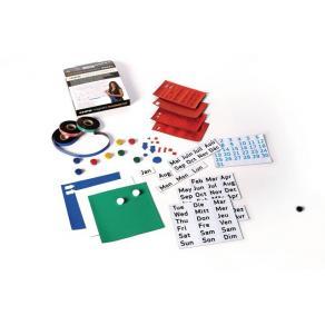Planeringskit Whiteboard BI-OFFICE