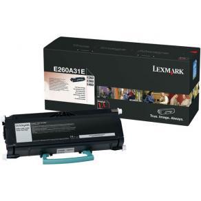 Lexmark - Svart - original - tonerkassett - för