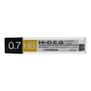 Reservstift 0,7mm HB, 12 stift/tub, 24st