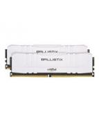 Ballistix - DDR4 - sats - 16 GB: 2 x 8 GB - DIMM 288-pin - 3000