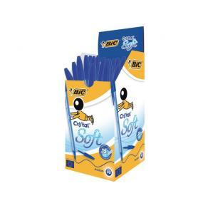 Kulepenn BIC Cristal Soft blå