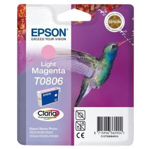 Bläckpatron EPSON C13T08064011 ljusmagen