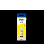 Bläckpatron EPSON T102 C13T03R440 Gul